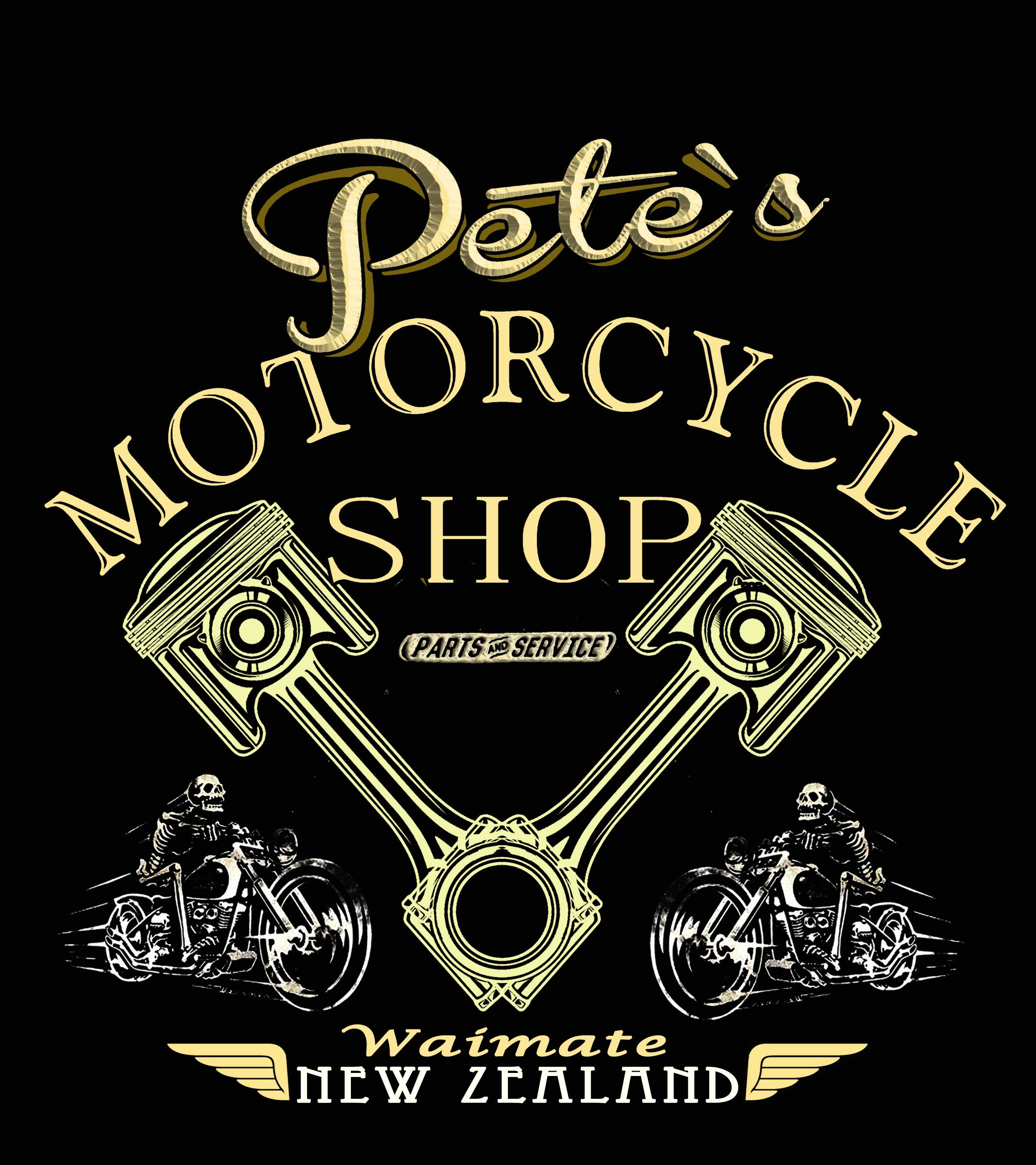 Pete's Motorcycle Shop