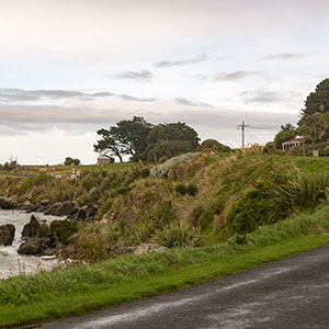 Western Southland: Howells Point - Southland, New Zealand