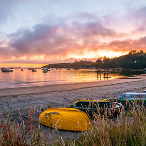 Stewart Island - Southland, New Zealand