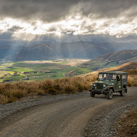 Northern & Central Southland: Welcome Rock Trails - Southland, New Zealand