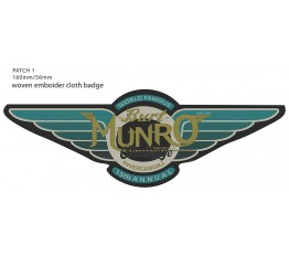 2021 - Cloth Patch Badge