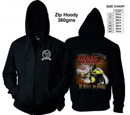 2020 - Twilight Drag Racing Zip Hoody