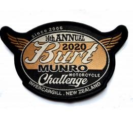 2020 - Burt Munro Challenge Patch