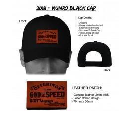 2018 - Munro Black Cap