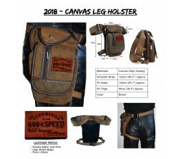 2018 - Canvas Leg Holster