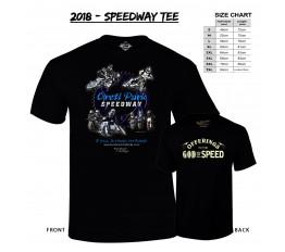2018 - Speedway Tee
