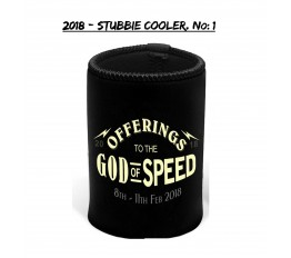 2018 - Stubbie Cooler No: 1