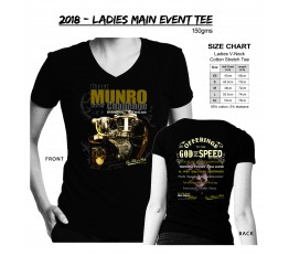 2018 - Ladies Main Event Tee