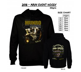 2018 - Main Event Hoody