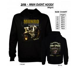 2018 - Main Event Hoody