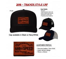 2018 - Trucker Style Cap