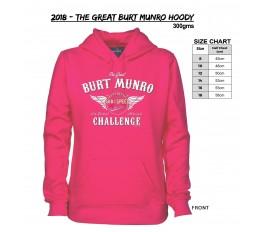 2018 - The Great Burt Munro Hoody