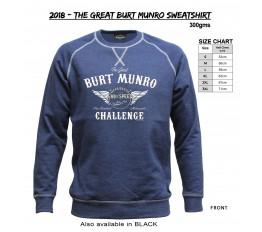 2018 - The Great Burt Munro Sweatshirt