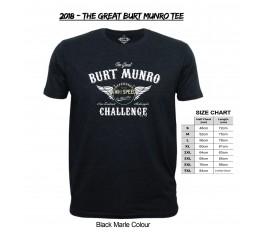 2018 - The Great Burt Munro Tee